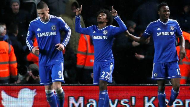 Chelsea 'Oscar'lık