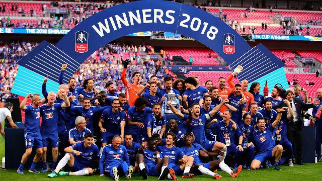 FA Cup Chelsea'nin