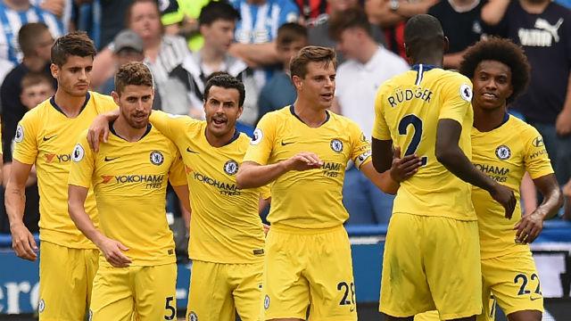 Chelsea sezona 3 puanla başladı