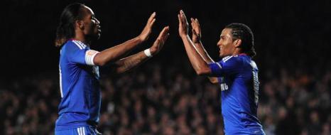 Chelsea'ye Fransız Öpücüğü