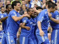 Chelsea'yi Tutana Aşk Olsun