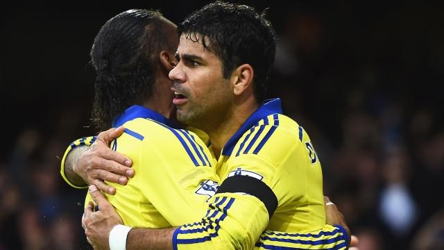 Drogba: Costa benim gibi