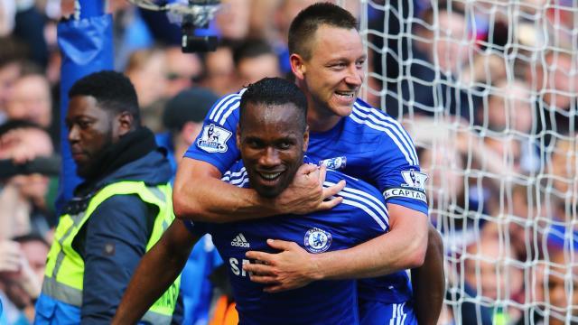 Terry: Drogba'nın konuşmaları...