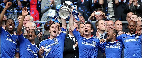 Chelsea Tarih Yazdı