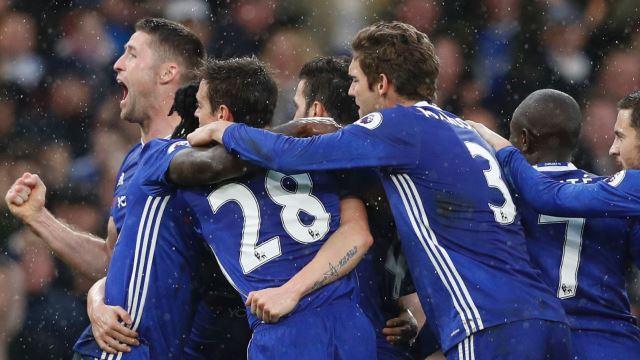 Chelsea hedefe yürüyor