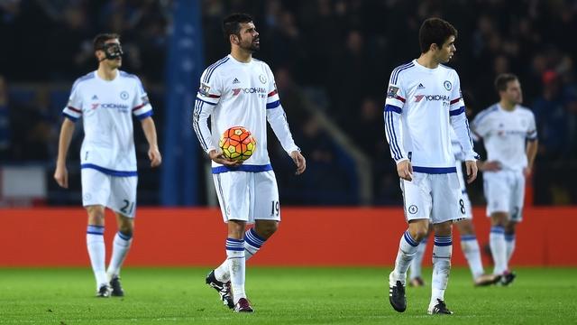 Chelsea küme mi düşecek?