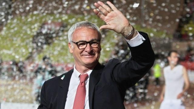 Ranieri'nin Monaco macerası bitti