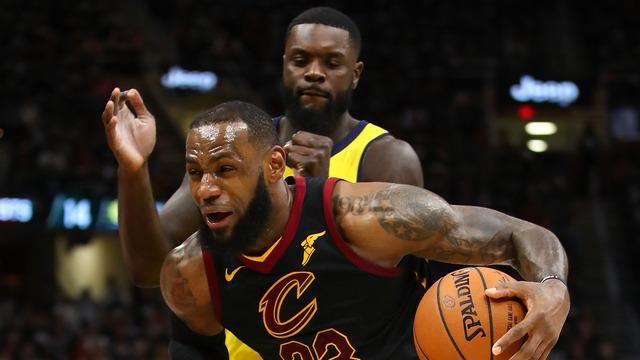 Cleveland avantajı kaptırdı