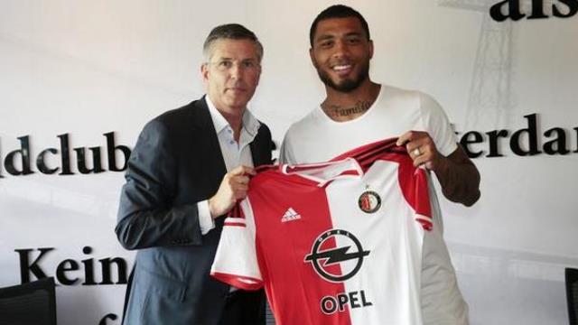 Colin Kazım Feyenoord'da