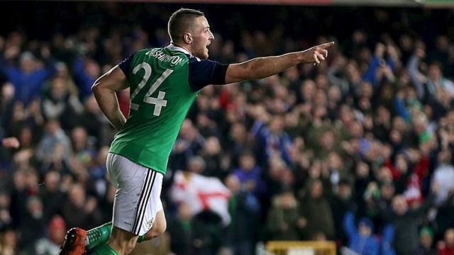 Kuzey İrlanda seriyi 10 maça çıkardı!