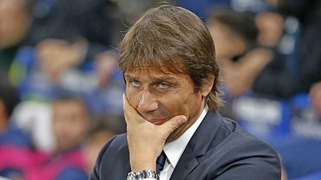 Conte, Real Madrid'i reddetti