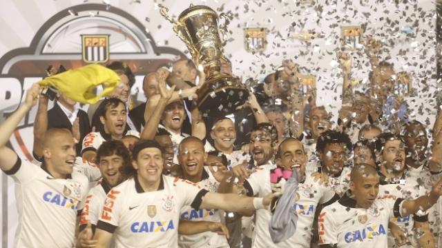 Corinthians'tan Bir Kupa Daha