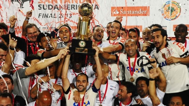 Kupa canavarı Corinthians
