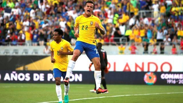 Brezilya'dan gövde gösterisi!
