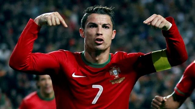 Ronaldo rekorları alt üst ediyor