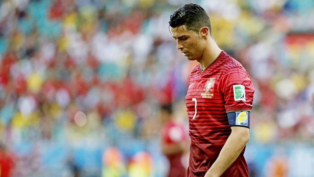 Ronaldo: Portekiz iyi bir takım değil