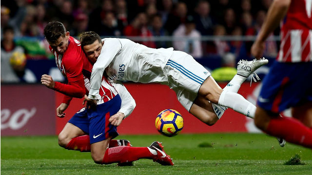 Madrid Derbisi'nde kazanan Barcelona oldu