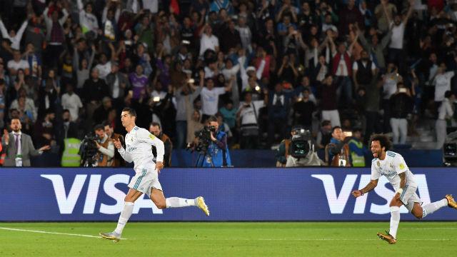 Dünya Kulüpler Kupası Real Madrid'in