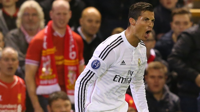 Ronaldo rekora doymuyor...