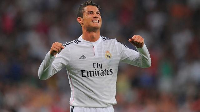 Ronaldo'ya çok yakıştı