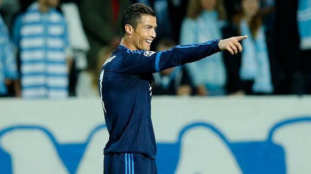 Real Madrid'in 'Kral'ı artık Ronaldo