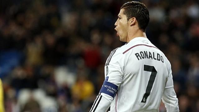 Ronaldo'nun kariyerinde bir ilk