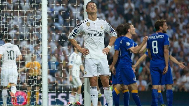 Real Madrid'in İtalyan laneti