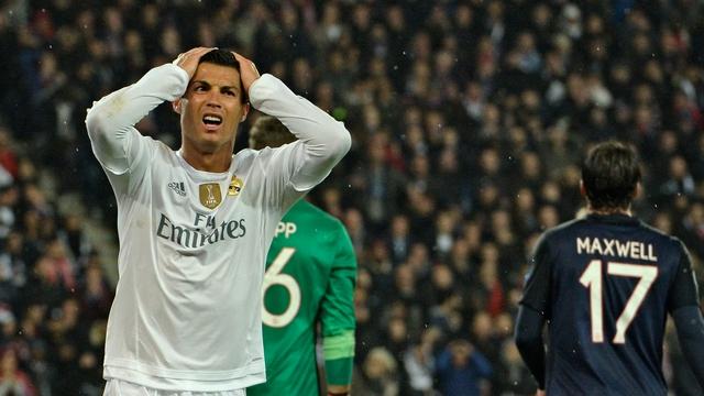 Real Madrid'in 7 yıllık serisi bitti