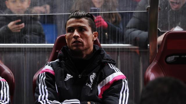 Ronaldo neden yedekti?