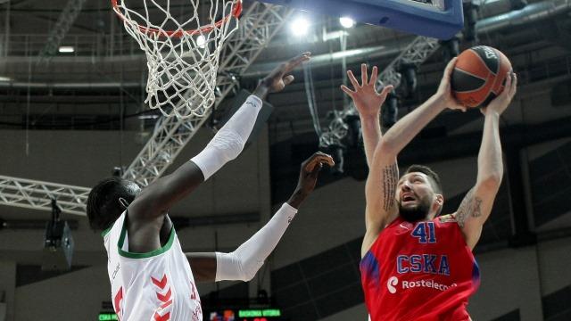 CSKA zor kazandı