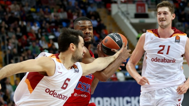 Cimbom CSKA'ya farklı geçildi