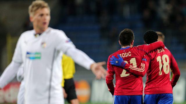 CSKA güle oynaya