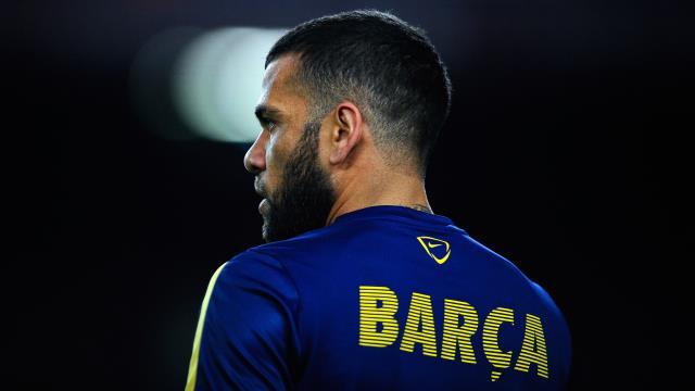 Dani Alves için FLAŞ açıklama!