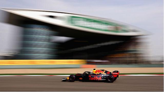 Çin GP'de zafer Ricciardo'nun