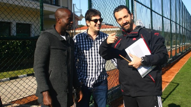 Dany Beşiktaş formasını giydi