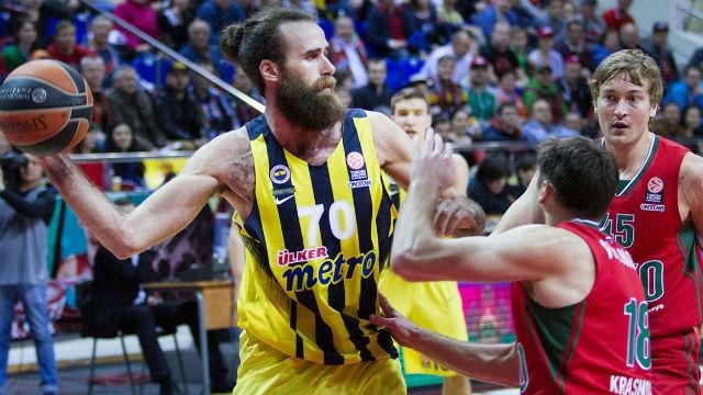 Fenerbahçe play off'u garantiledi