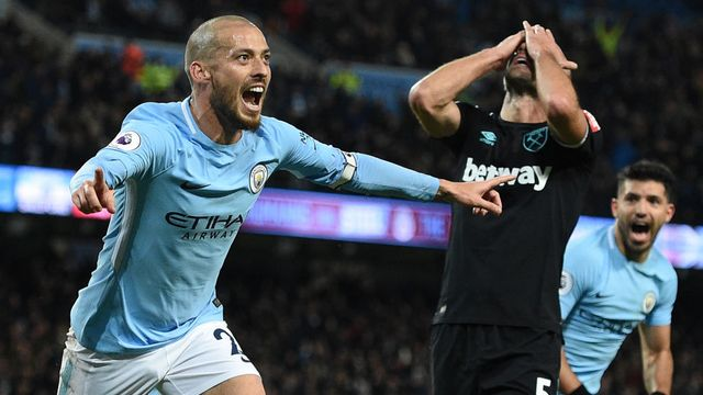 Manchester City'nin serisi sürüyor
