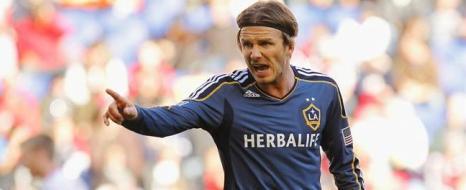 Beckham: 2 Büyük Kulüp Peşimde