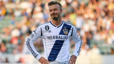 Beckham Hayali Suya Düştü