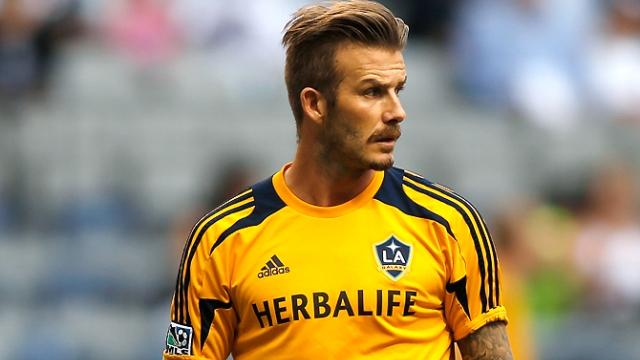 Beckham Bombayı Patlattı