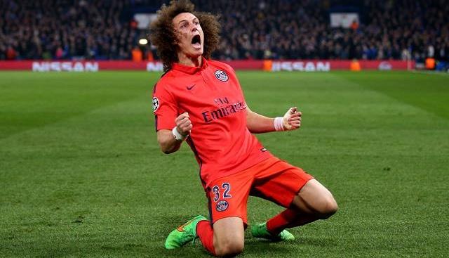 David Luiz: Gole sevinmemem gerekirdi
