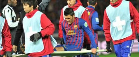 Villa Euro 2012'de Oynayacak mı?