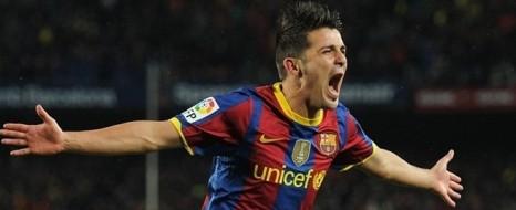 Barca'dan David Villa Açıklaması