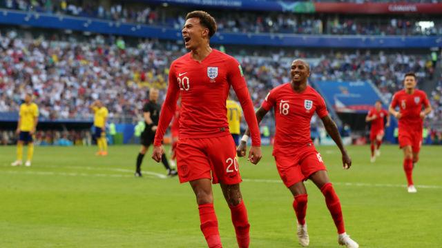 İngiltere emin adımlarla yarı finalde!