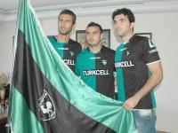 Denizlispor'da 3 İmza