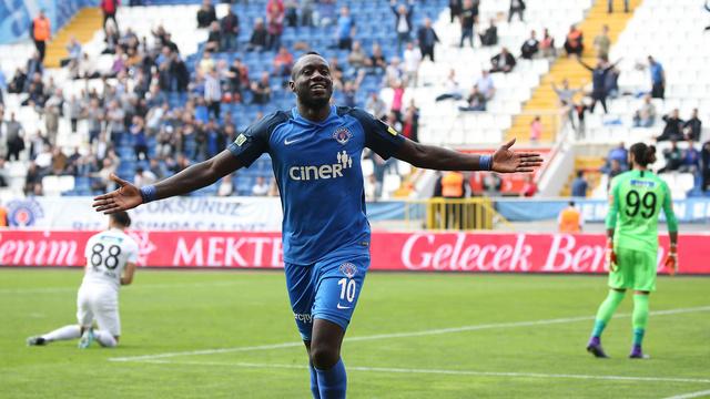 Mbaye Diagne bu sezon kaç gol attı?