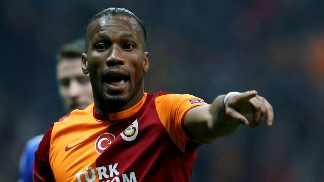 Drogba İstanbul'a döndü