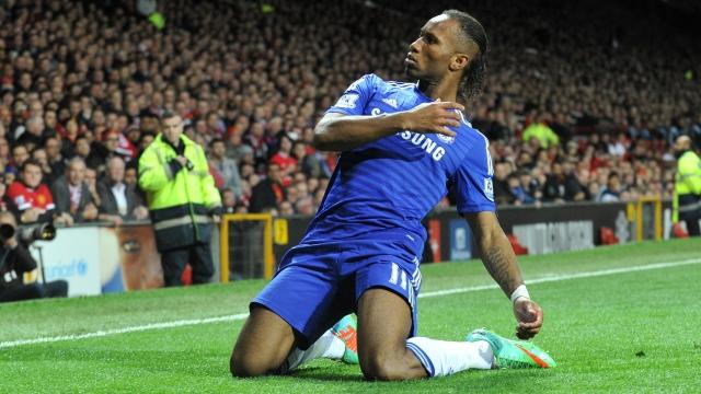 Drogba ve Terry'nin Old Trafford hatırası
