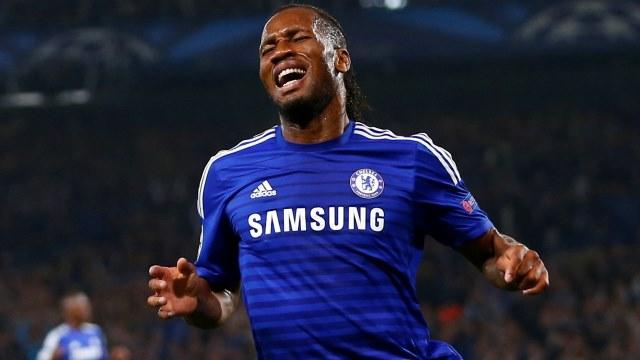 Chelsea'de Drogba-Costa krizi