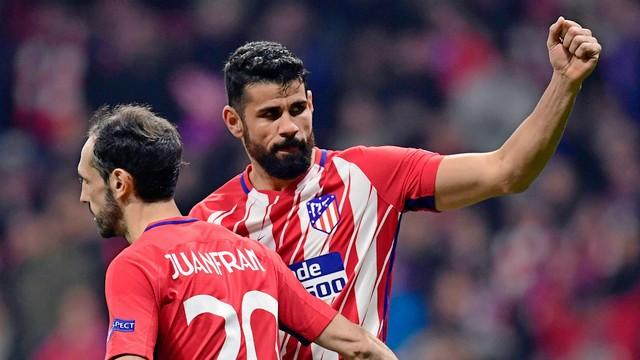 Costa, Griezmann'ı kıskanıyor!